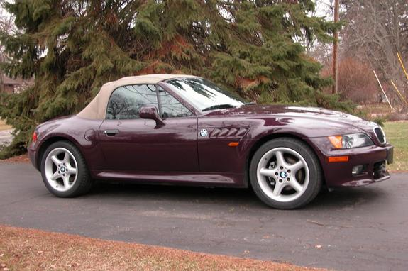 Whitestormy 1998 Bmw Z3 Specs Photos Modification Info