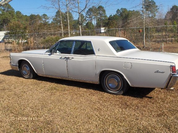 coolc68's 1968 Lincoln Continental