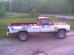 1989 Dodge Ram 1500 Regular Cab
