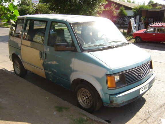 Another astrochile 1987 Chevrolet Astro post... - 8537871