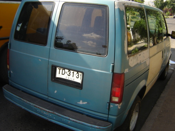 Another astrochile 1987 Chevrolet Astro post... - 8537873