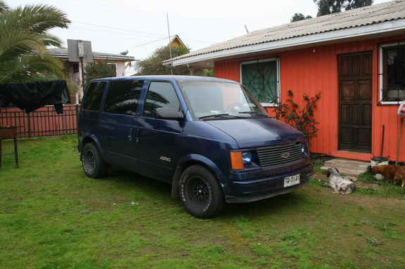 Another astrochile 1987 Chevrolet Astro post... - 8537874