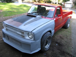85rex 1980 Ford Courier