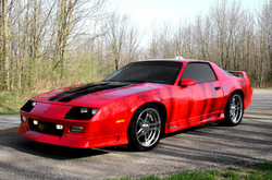 April5091 1991 Chevrolet Camaro