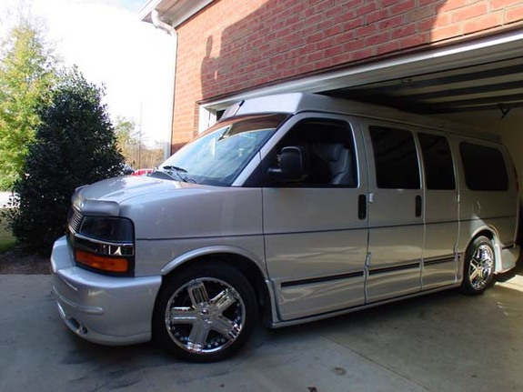 kturley 2005 gmc savana 1500 passenger 39 s photo gallery at. Black Bedroom Furniture Sets. Home Design Ideas