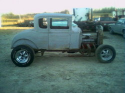 66mustang289 1930 Ford Model A