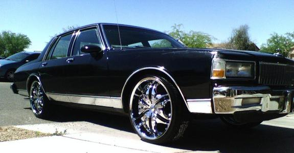 BAY-BOSS-510 1988 Chevrolet Caprice
