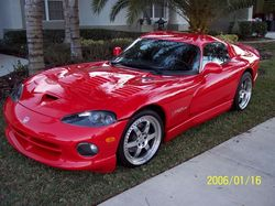 gtsrviper11s 1997 Dodge Viper