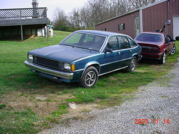 Another 50187690 1984 Chevrolet Citation post... - 7783299