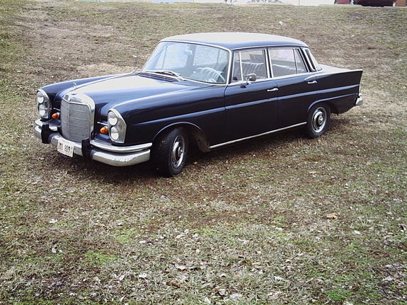 Another big_abe 1964 Mercedes-Benz S-Class post... - 7783770