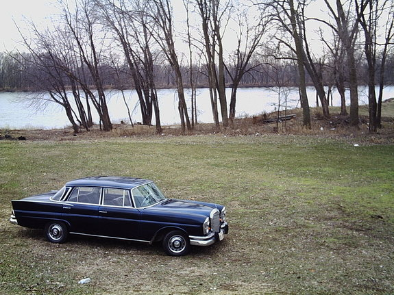 Another big_abe 1964 Mercedes-Benz S-Class post... - 7783772