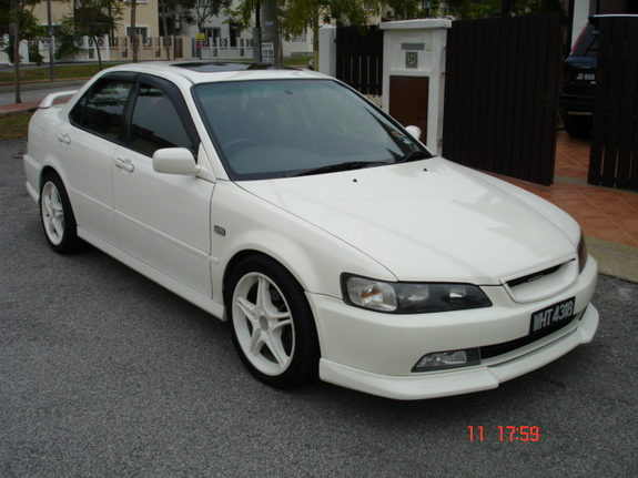 fisto 1998 Honda Accord