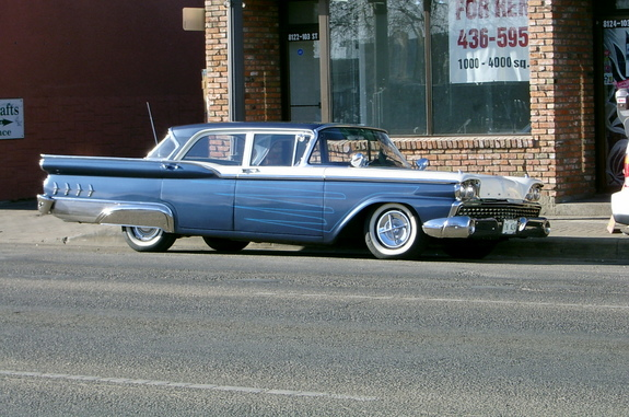roaddemons 1959 Ford Custom