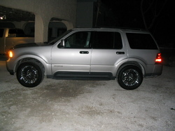 jbsmrs 2005 Lincoln Aviator