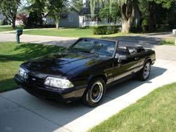 Kcblown90gt 1991 Ford Mustang