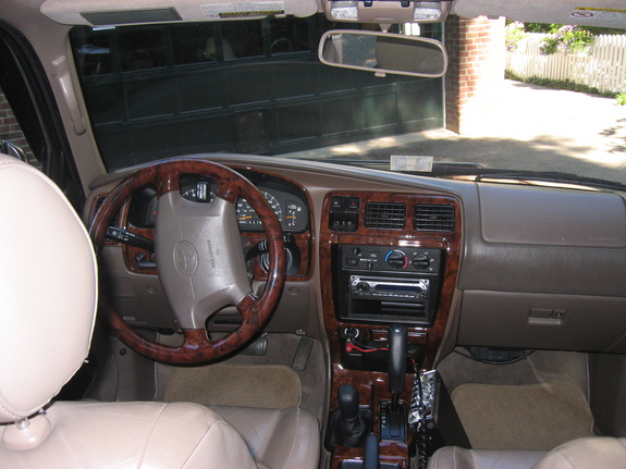 Rbv714 1998 Toyota 4runner Specs Photos Modification Info At Cardomain