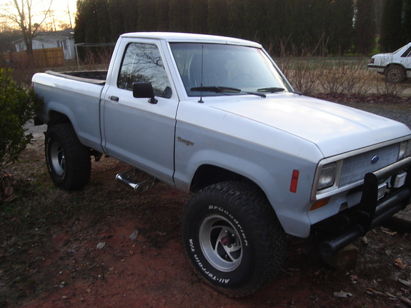 BeastRanger 1983 Ford Ranger Regular Cab
