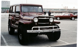 makeucrys 1961 Willys Wagon