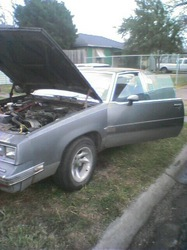 mrpelon361 1985 Oldsmobile 442