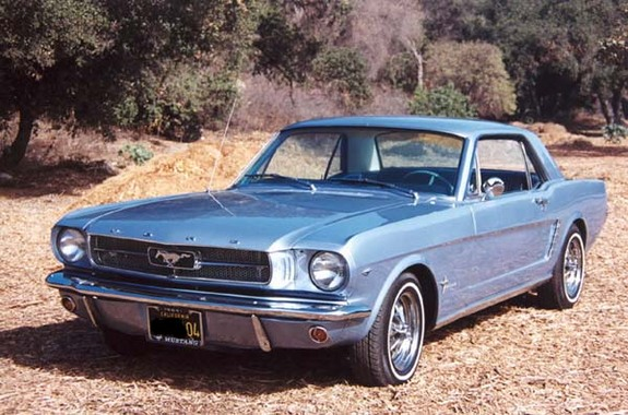 Another hecsmustang 1964 Ford Mustang post... - 7788263