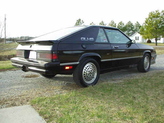 Another mkisenberg 1987 Shelby GLHS post... - 7787226