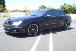 Jamiacanspeed04s 2005 Mercedes-Benz CLK-Class