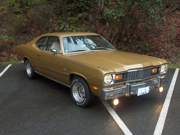 Chargerman 76 1975 Plymouth Duster Specs Photos