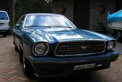 75stangs 1975 Ford Mustang II