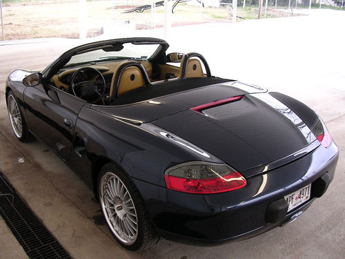 m3g atl 2000 porsche boxster specs photos modification. Black Bedroom Furniture Sets. Home Design Ideas