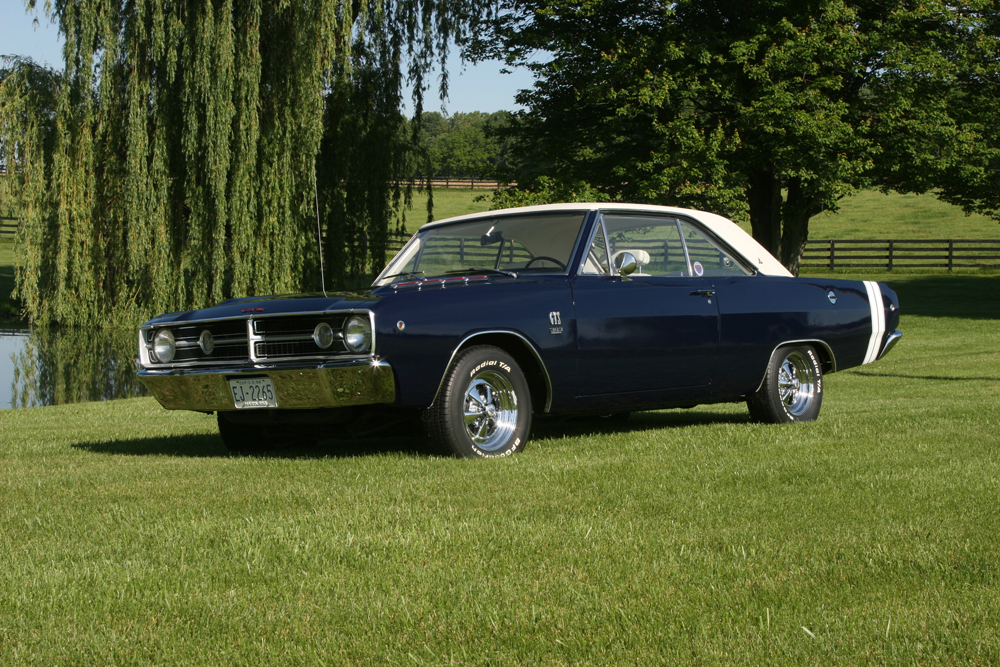 Another fostersauto 1968 Dodge Dart post... - 7810986