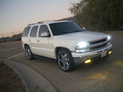 meanleanregal 2006 Chevrolet Tahoe