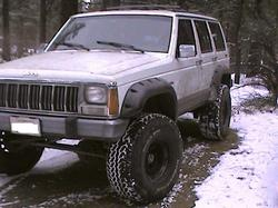 lilgolferdude05s 1992 Jeep Cherokee