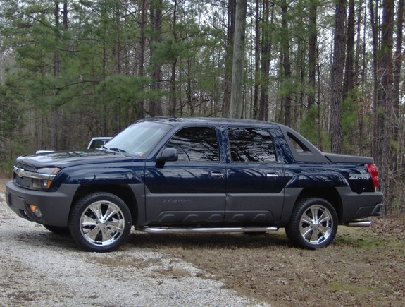 giberoni7 2004 Chevrolet Avalanche Specs Photos Modification