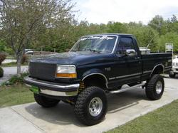 HighCottonBoys92s 1992 Ford F150 Regular Cab