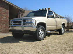 dag4by4 1992 Chevrolet C/K Pick-Up