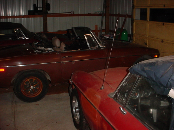 Another wolfeman1608 1978 MG MGB post... - 7800051