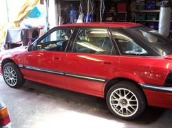 swift-rover 1995 Rover 214