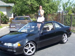 Davis Acura on 1991 Acura Integra  Night Rider    Davis  Ca Owned By Mike1986 Page 1