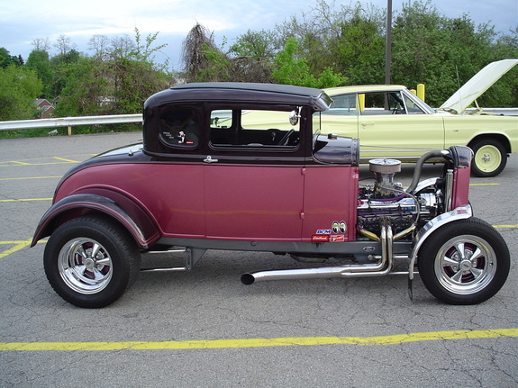 MarkS-10 1930 Ford Model A 7801796