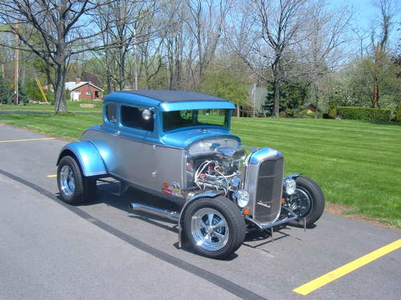 MarkS-10's 1930 Ford Model A