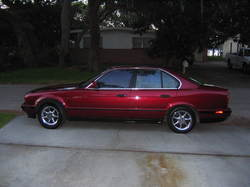 delmar22 1992 BMW 5 Series