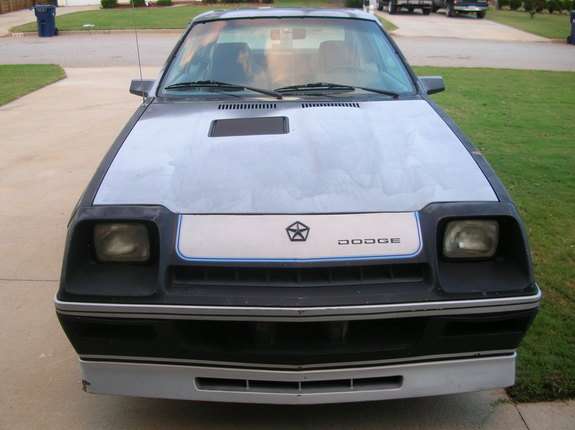 manteiv 1987 Dodge Charger 7804535