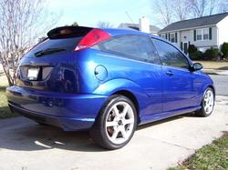kickinken8505 2004 Ford Focus
