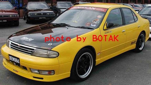 Another darahhitam 1996 Nissan Altima post... - 7805454