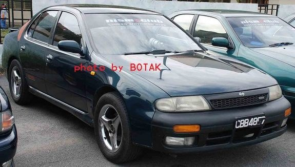 Another darahhitam 1996 Nissan Altima post... - 7805462