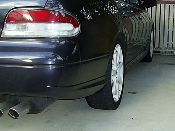 Another darahhitam 1996 Nissan Altima post... - 7805493