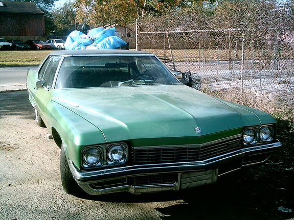 Another hendogga 1972 Buick Electra post... - 7811099