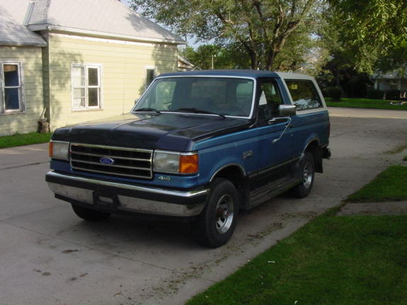 Another Qweysar 1991 Ford Bronco post... - 7805063