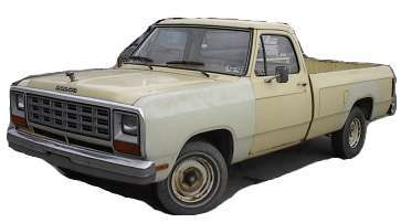 AnahuacAl 1983 Dodge D150 Club Cab