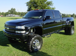 forbidnknowldge 2002 Chevrolet Silverado 1500 Regular Cab